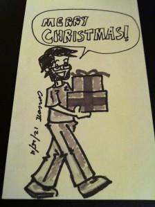 Ah, presents.