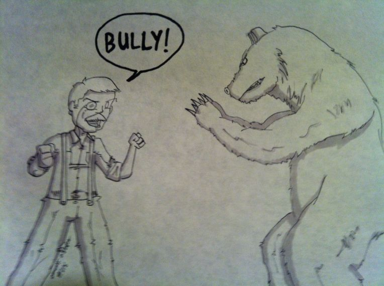 Bully, indeed.